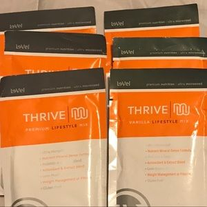 Thrive Lifestyle Packets 6 Servings Sample Bundle
